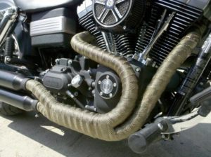 Kool Wrap Titanium Exhaust Wrap