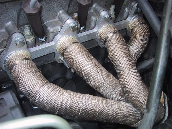 Kool Wrap Exhaust Wrap