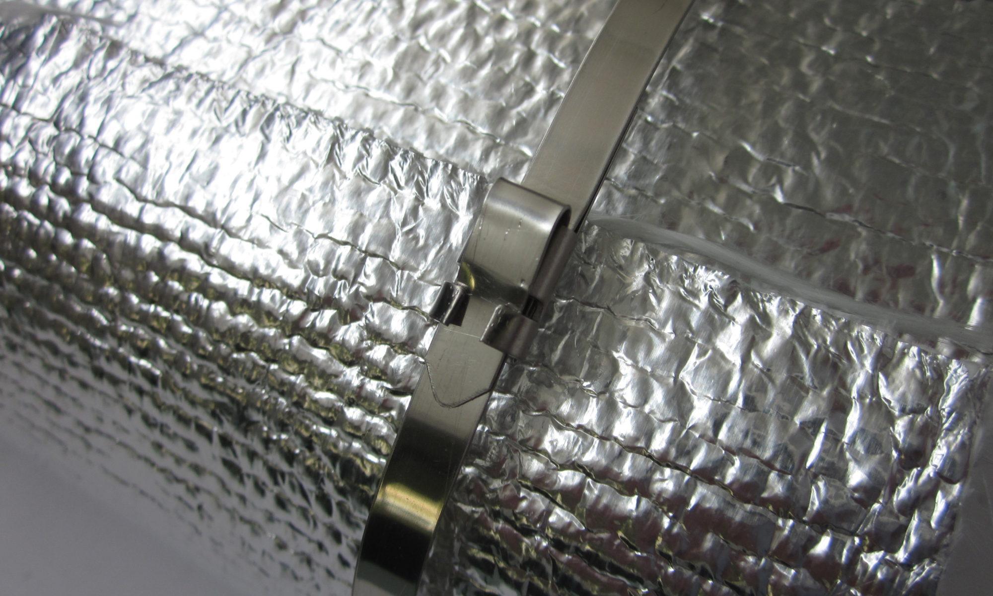 Kool Wrap Stainless Steel Ties