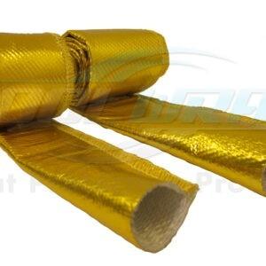 Kool Wrap Gold Heat Sleeve Stitched