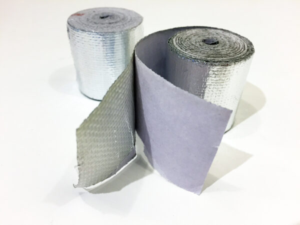 Kool Wrap Silver Reflective Tape