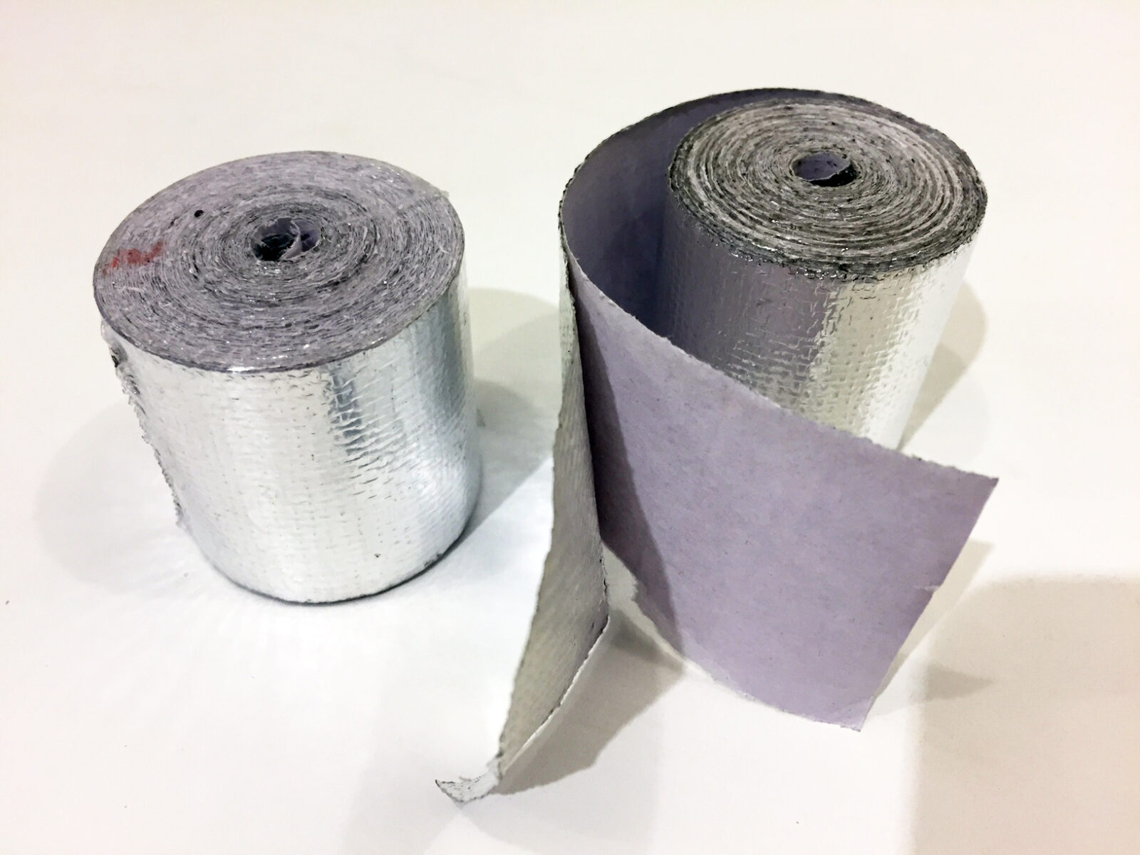 Kool Wrap Silver Reflective Tape (3)
