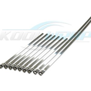 Kool Wrap Stainless Ties wm