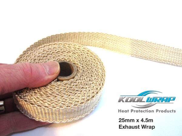 Kool Wrap Tan 25mm 2