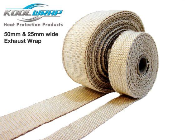 Kool Wrap Tan 25mm