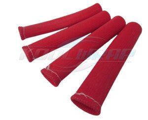 Kool Wrap Spark Boot Sleeves Red