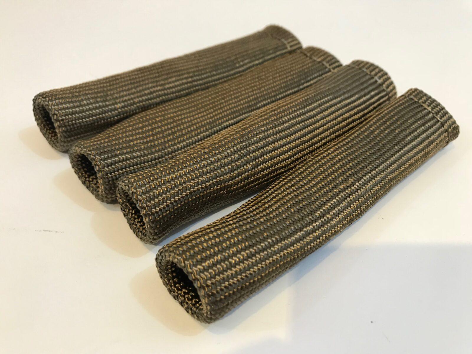 Kool Wrap Spark Plug Boot Sleeves Fibreglass, Titanium ...