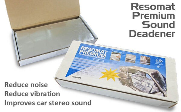 Resomat Sound Deadener Box