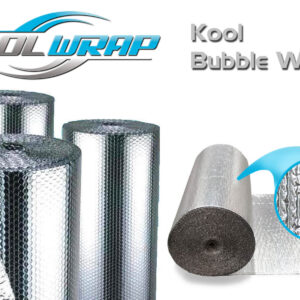 Foil Bubble Wrap from Kool Wrap