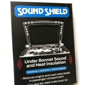Kool Wrap Under Bonnet Sound Heat Sheild