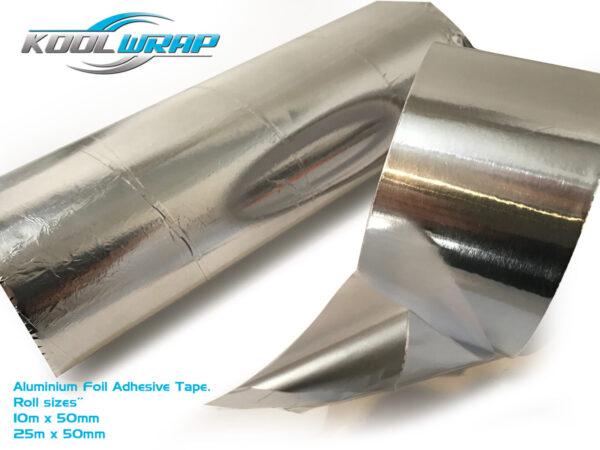 Kool Wrap Aluminium Foil Tape v6