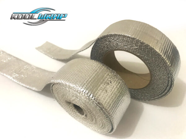 Kool Wrap Adhesive aluminium insulating tape v5
