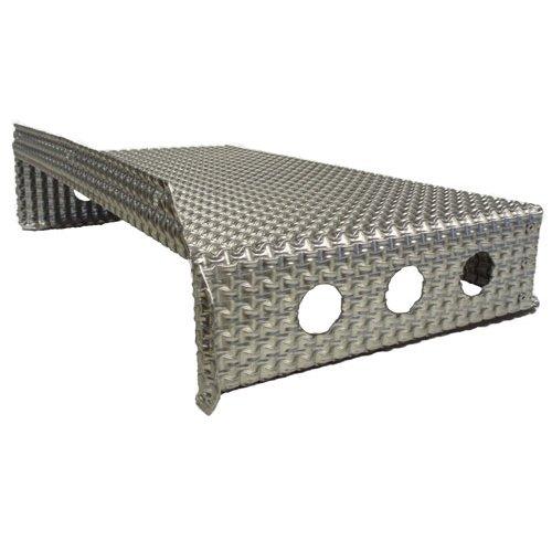 Kool Wrap Embossed Aluminium Heat Shield- Bend to shape
