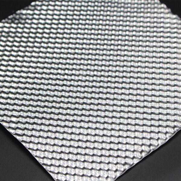 Kool Wrap Embossed aluminium sheet