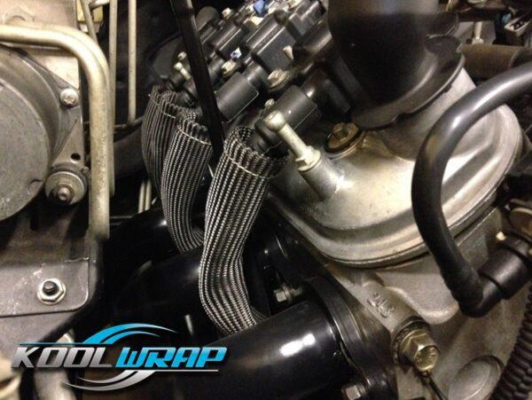 Kool Wrap Spark Plug Boot Shield Sleeves