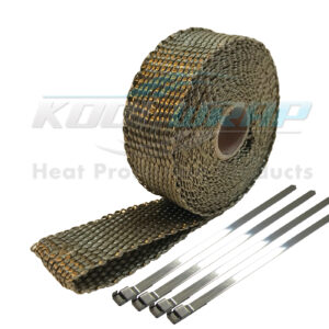 Kool Wrap Titanium Exhaust Wrap 4.5m x 25mm 1400 x 1400 v2