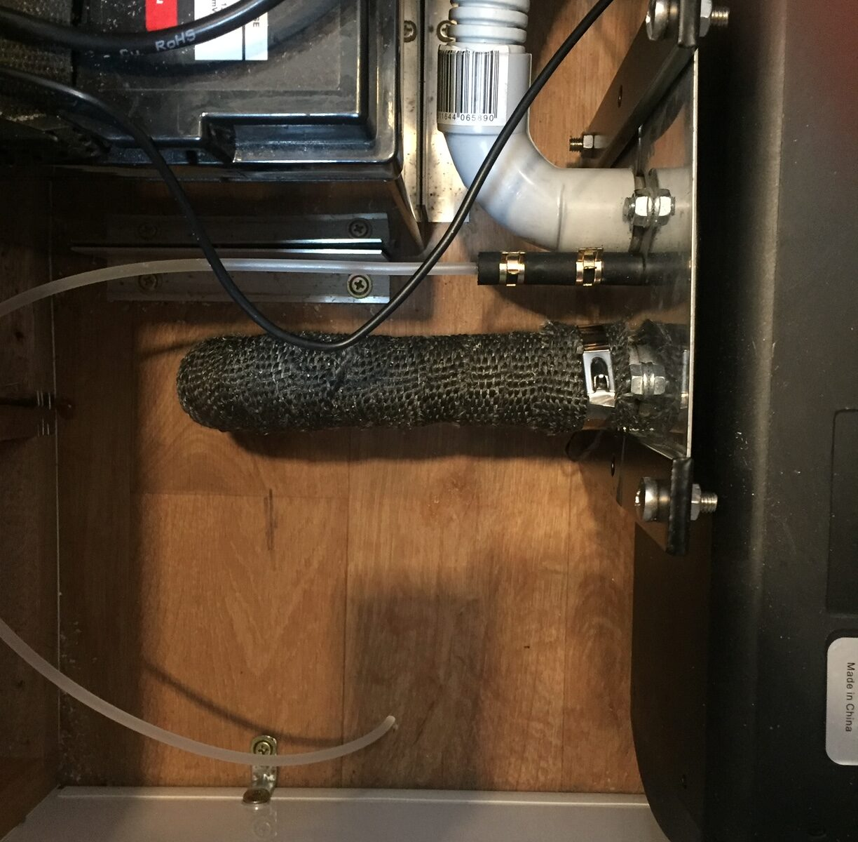 Kool Wrap Diesel Heater Exhaust Insulation