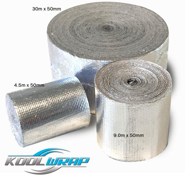 Aluminium Fibreglass tape 4