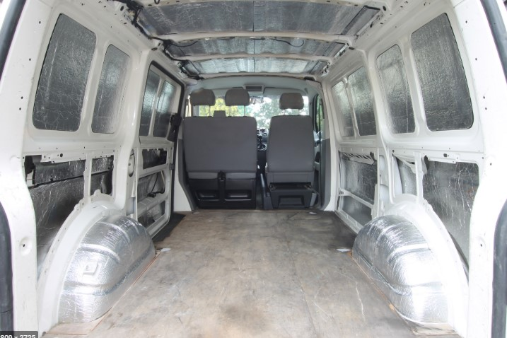 Kool Wrap Van Liner Insulation